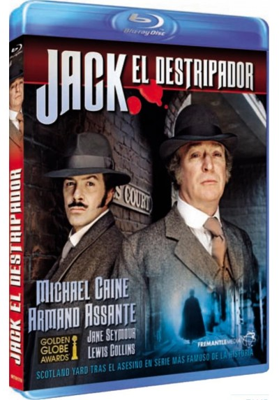 Jack El Destripador (Jack The Ripper) (Blu-Ray)