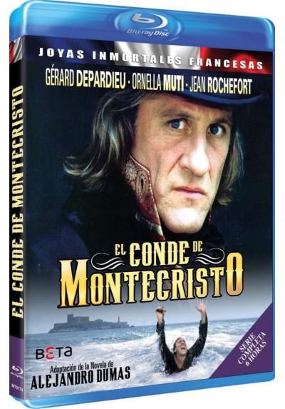 El Conde De Montecristo (Le Comte De Monte Cristo) (Blu-Ray) (Serie Completa)