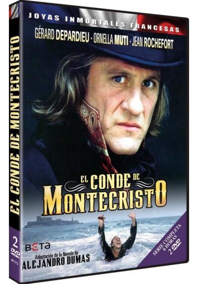 El Conde De Montecristo (Le Comte De Monte Cristo) (Serie Completa)