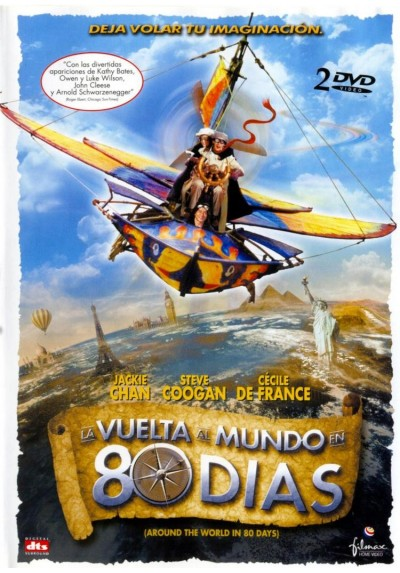 La Vuelta Al Mundo En 80 Dias (2004) (Around The World In 80 Days)