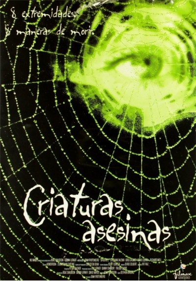 Criaturas Asesinas (2001) (Spiders II: Breeding Ground)