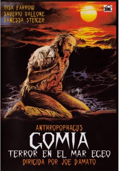 Gomia, Terror En El Mar Egeo (Antropophagus)