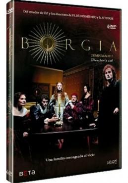 Pack Borgia - 1ª Temporada
