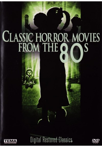 Pack Classic Horror Movies From The 80´s