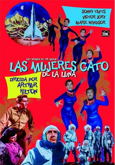 Las Mujeres Gato De La Luna (Cat-Women Of The Moon)