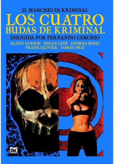 Los Cuatro Budas De Kriminal (Il Marchio Di Kriminal)