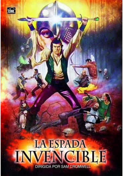 La Espada Invencible (Hawk The Slayer)