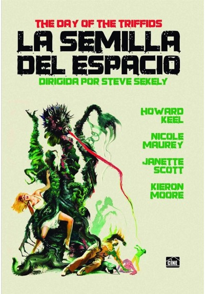La Semilla Del Espacio (The Day Of The Triffids)
