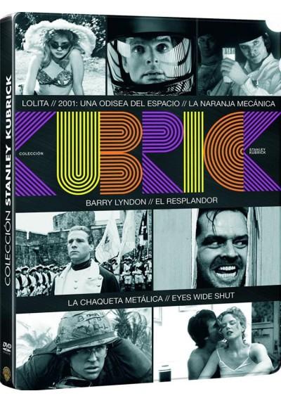 Pack Kubrick (Ed. Metalica)