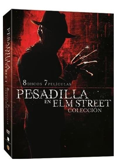 Coleccion Pesadilla En Elm Street