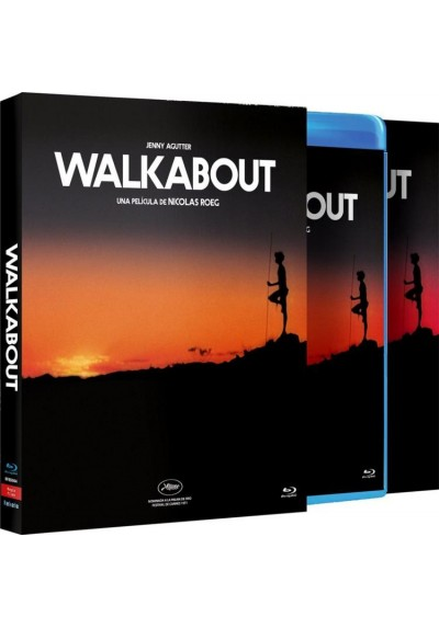 Walkabout (Blu-Ray) (Ed. Limitada)