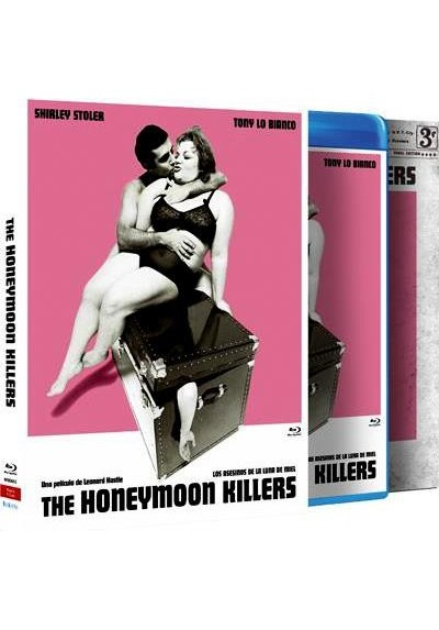 Los asesinos de la luna de miel (The Honeymoon Killers) - Edicion Limitada (Blu-ray)