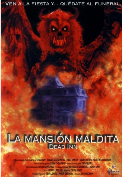 La Mansion Maldita (Dead Inn)