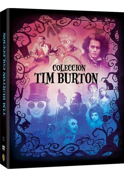 Coleccion Tim Burton