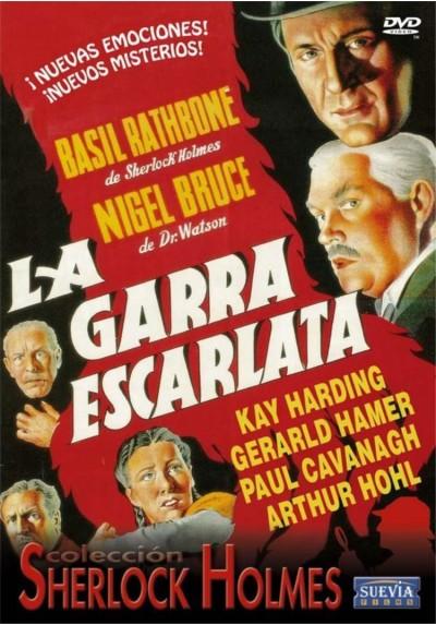 La Garra Escarlata (The Scarlet Claw)