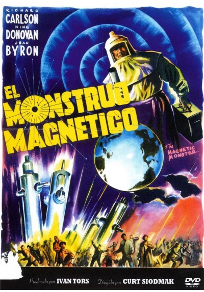 El Monstruo Magnetico (The Magnetic Monster)
