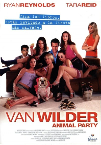 Van Wilder (Animal Party) (Van Wilder (Party Liaison)