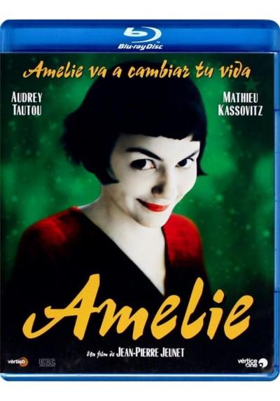 Amelie (Blu-Ray) (Le Fabuleux Destin D'Amélie Poulain)