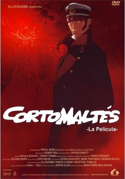 Cortomaltes : La Pelicula (Corto Maltese: La Cour Secrete Des Arcane)
