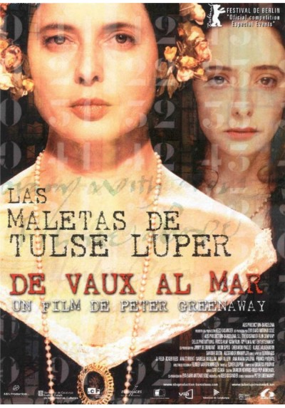 Las Maletas De Tulse Luper (The Tulser Luper Suitcases : The Moab Story)