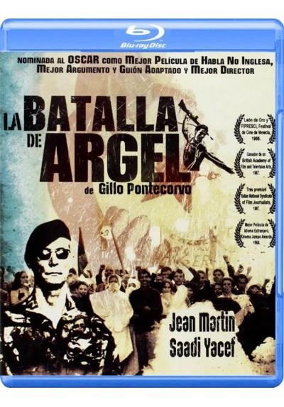 La Batalla De Argel (Blu-Ray) (La Battaglia Di Algeri)