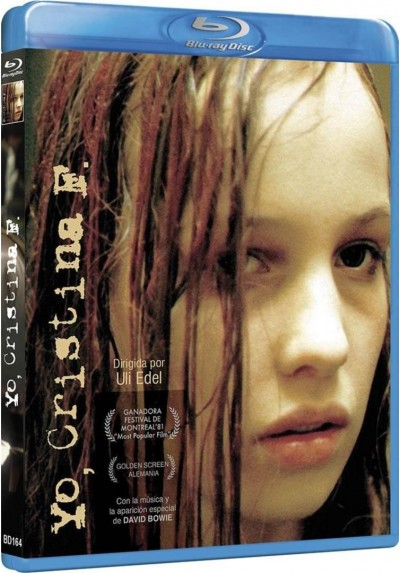 Yo, Cristina F (Blu-Ray) (Christiane F. - Wir Kinder Vom Bahnhof Zoo)