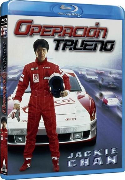 Operacion Trueno (Blu-Ray) (Pik Lik Foh)