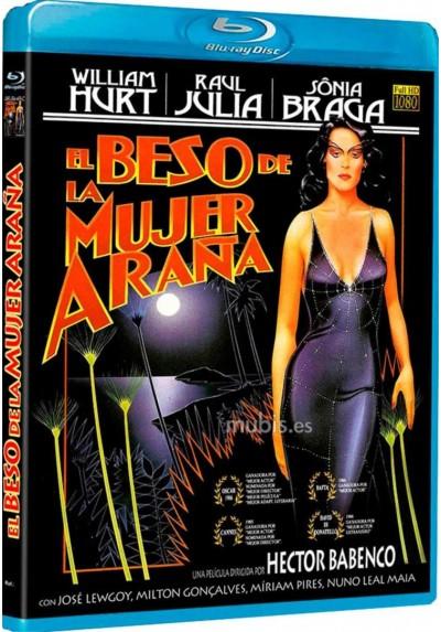 El Beso De La Mujer Araña (Blu-Ray) (Kiss Of The Spider Woman)