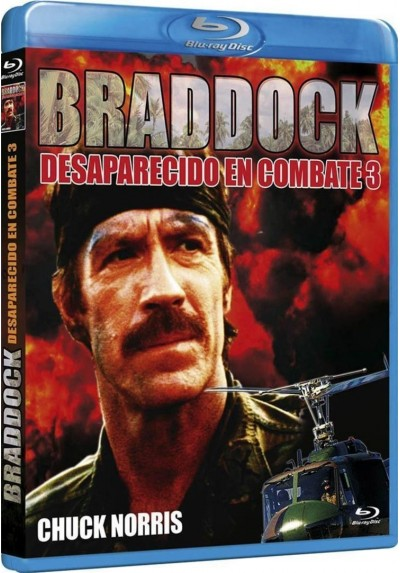 Braddock, Desaparecido En Combate III (Blu-Ray) (Braddock: Missing In Action III)