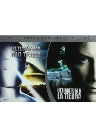 Remake Collection: Ultimátum a la Tierra (1951) y (2008)