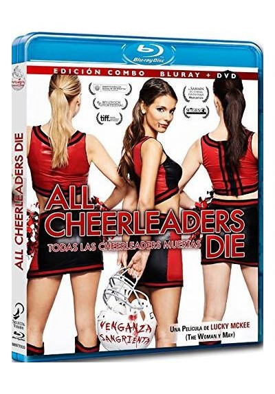 All Cheerleaders Die (Blu-Ray + Dvd)