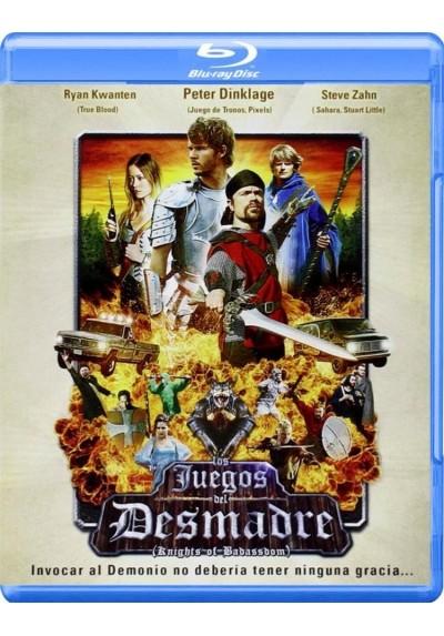 Los Juegos Del Desmadre (Blu-Ray) (Knights Of Badassdom)
