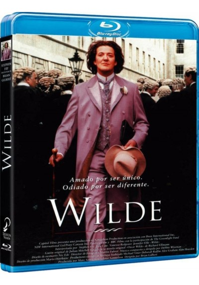 Wilde (Blu-Ray)