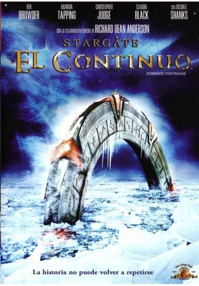 Stargate - El Continuo (Stargate: Continuum)