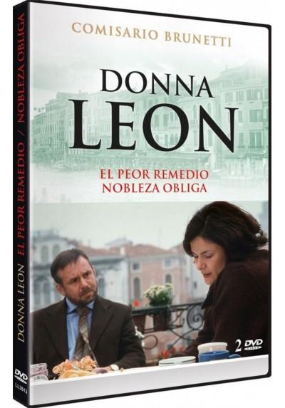 Pack El Peor Remedio / Nobleza Obliga (In Sachen Signora Brunetti / Nobilta)
