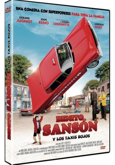 Benito Sanson Y Los Taxis Rojos (Benoit Brisefer : Les Taxis Rouges)