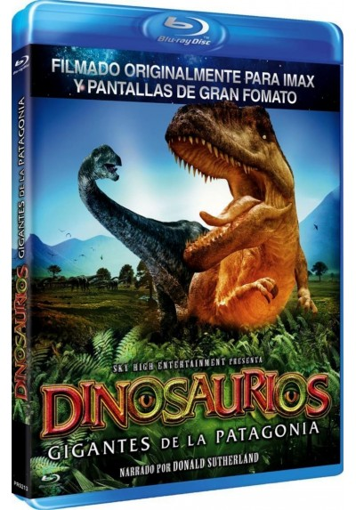 Dinosaurios : Gigantes De La Patagonia (Blu-Ray) (Dinosaurs: Giants Of Patagonia)
