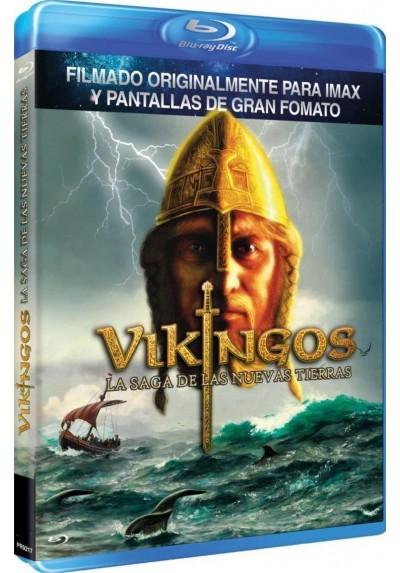 Vikingos : Un Viaje Hacia Los Nuevos Mundos (Blu-Ray) (Vikings: Journey To New Worlds)