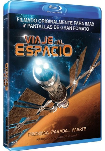Viaje Al Espacio (Blu-Ray) (Journey To Space)
