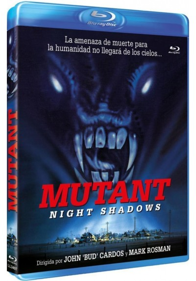 Mutant (Blu-Ray) (Night Shadows)