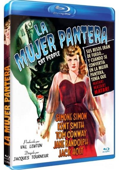 La Mujer Pantera (Blu-Ray) (Cat People)