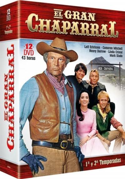 Pack El Gran Chaparral - 1ª Y 2ª Temporada