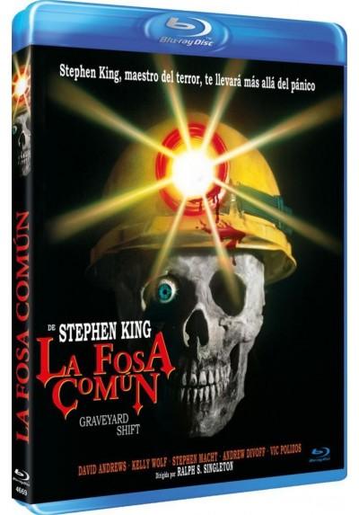La Fosa Comun (Blu-Ray) (Graveyard Shift)