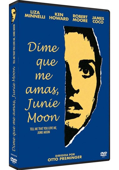 Dime Que Me Amas, Junie Moon (Dvd-R) (Tell Me That You Love Me, Junie Moon)