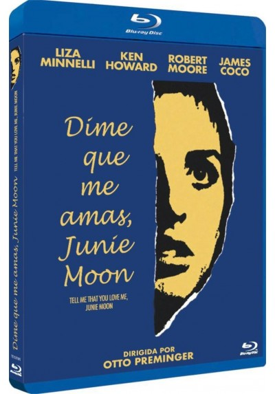 Dime Que Me Amas, Junie Moon (Blu-Ray) (Bd-R) (Tell Me That You Love Me, Junie Moon)