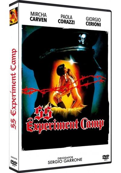 SS Experiment Love Camp (Dvd-R) (Lager SSadis Kastrat Kommandantur) (V.O.S)