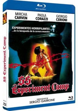 SS Experiment Love Camp (Blu-Ray) (Bd-R) (Lager SSadis Kastrat Kommandantur) (V.O.S)