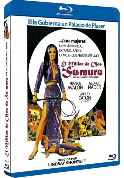 El Millon De Ojos De Sumuru (Blu-Ray) (Bd-R) (The Million Eyes Of Sumuru)