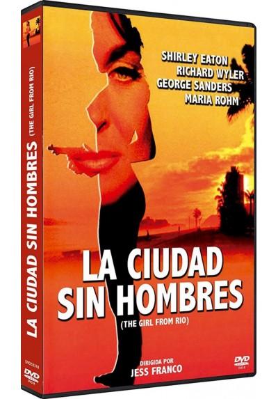 La Ciudad Sin Hombres (Dvd-R) (The Seven Secrets Of Sumuru)