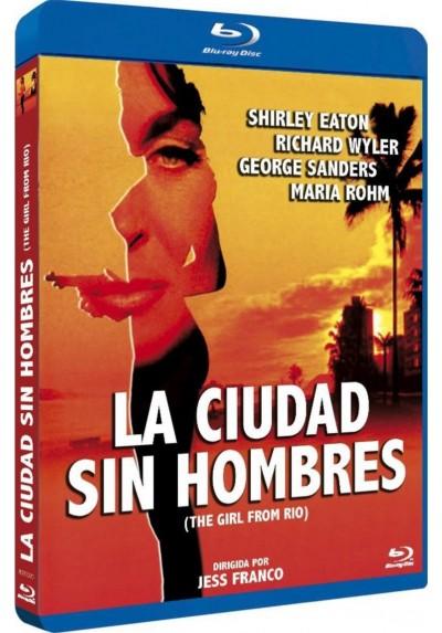 La Ciudad Sin Hombres (Blu-Ray) (Bd-R) (The Seven Secrets Of Sumuru)